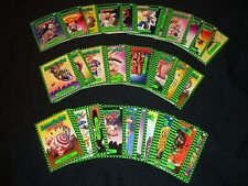 2010 Garbage Pail Kids Flashback 1 (FB1)Green Border Cards You Pick #21a-40b GPK