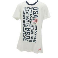 Official Team USA Olympics Apparel Womans Adult Size T-Shirt New with Tags