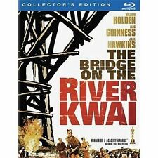 The Bridge on the River Kwai (Blu-ray/DVD, 2010, 2-Disc Set) Excellent Condition