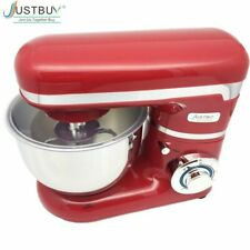 Bread Mixer 1200W 4L Stainless Steel Bowl 6 Speed Kitchen Food Stand Mixers