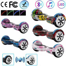 Hoverboard 6.5 Inch Electric Scooters Bluetooth Self-Balancing Scooter Kid Board