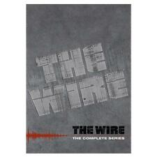The Wire - The Complete Series (DVD, 2011, 23-Disc Set, Subtitled)