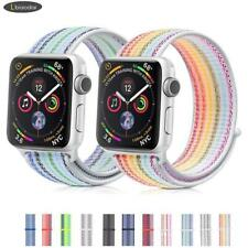 Sport Loop For Apple Watch band strap 42mm 38mm iwatch 4/3 band  44mm 40mm Strip