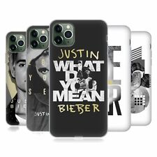 OFFICIAL JUSTIN BIEBER PURPOSE B&W GEL CASE FOR APPLE iPHONE PHONES