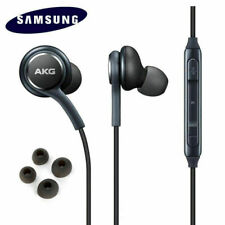 NEW OEM Orginal Samsung S9 S8+ Note 8 AKG Earphones Headphones Headsets Ear Buds