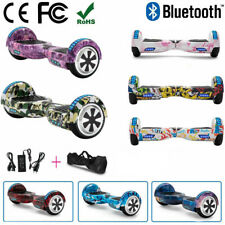Hoverboard 6.5 Inch Bluetooth Electric Scooters Self 2 Wheels Balance Board+Bag