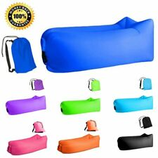 2019 Lazy Lay Bag Inflatable Couch Chair Outdoor Hangout Camping Beach Sofa YB-1