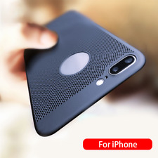 Ultra Slim Heat Dissipation Phone Case For Apple iPhone 6 6s 7 8 Plus XS MAX XR