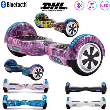 """Hoverboard 6.5"""" Bluetooth Self-Balancing Scooter 2 Wheels Board Electric Scooter"""