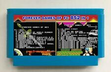 FOREVER DUO GAMES OF 852 in 1 (405+447) Game Cartridge for NES / FC Console Gift