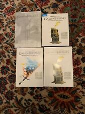 GAME OF THRONES THE COMPLETE SEVENTH,SIXTH, OR THIRD SEASON YOUR CHOICE NEW