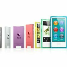 iPod Nano 7th Generation 16GB - Fully Working - Screen Issues - Multiple Colors