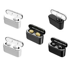 Wireless Bluetooth Headset Earphone Earbuds True TWS for iPhone Android IOS