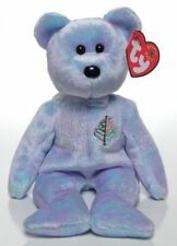 "TY BEANIE BABIES  /""ISSY FOUR SEASONS HOTEL-SHANGHAI THE BEAR RETIRED/"" MINT TAG"