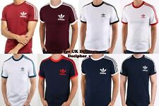 Adidas Mens California Retro Essential Crew Neck T-Shirt