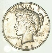 Early - 1923 - Peace Silver Dollar - 90% US Coin *138
