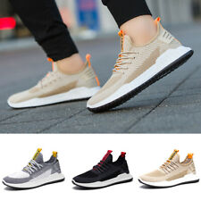 Mens Trainers Sports Running Shoes Breathable Outdoor Athletic Casual Sneakers