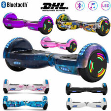 Hoverboard 6.5 Electric Scooters Bluetooth 2 Wheels Board Self-Balancing Scooter