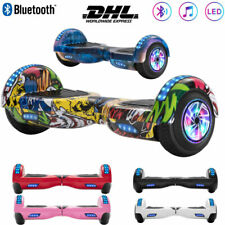 Electric Scooters Bluetooth 6.5 Hoverboard Self Balance Scooter LED 2 Wheels+Bag