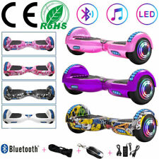 """Electric Scooters 6.5"""" Hoverboard Bluetooth Self-Balancing Scooter Balance Board"""