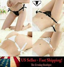 Sexy Women's Lace Thongs G-string V-string Panties Knickers Lingerie Underwear