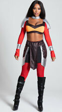 Womens Femme Fatale Warrior Costume