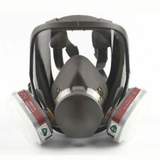 Gas masks Full Face Respirator for Industry Spraying Painting Chemical