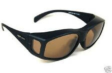 EyeLevel Polarized Sunglasses - Wear Over Your Glasses - Kills Glare See Clearly