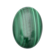 Malachite Oval Cabochon Gemstone
