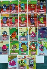 MOSHI MONSTERS MOSHLING SERIES 3 CODE CARDS CHOOSE CHARACTER(S)*PLEASE READ TEXT
