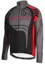 GHOST Bikes  Winter Jacket Winterjacke  black/red/grey, ehem. UVP 99,90 EUR