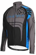 GHOST Bikes  Winter Jacket Winterjacke black/blue/grey, ehem. UVP 99,90€