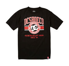 DC MENS ROB 'RD' DYRDEK 'LEAGUE TEE' T-SHIRT BLACK £21.99