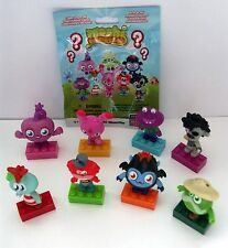 MOSHI MONSTERS Mega Bloks  Mini Action Figures Pick/Choose Great in Party Bags
