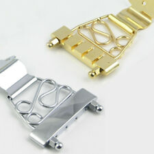 Short Trapeze tailpiece, Jazz archtop Bass bridge B77