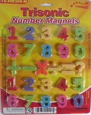 Kids Play Time Fridge Magnetic Numbers And Math symbol Learning Teaching Set25pc