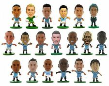 OFFICIAL FOOTBALL CLUB - MANCHESTER CITY F.C SoccerStarz Figures (+New Players)