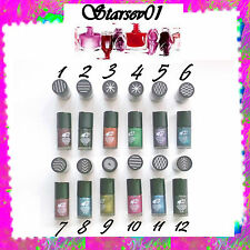 VERNIS A ONGLE MAGNETIQUE YES LOVE DECORATION D'ONGLE AVEC AIMANT 12 COULEURS