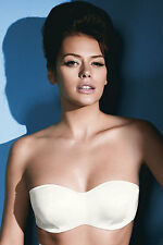 Brand New Masquerade Lingerie Tiffany Strapless Bra Ivory 5430 VARIOUS SIZES