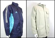 ADIDAS MENS WINTER JACKET IN CREAM or NAVY BLUE COLOUR