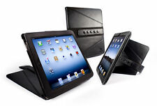 Tuff-Luv genuine leather Tri-Axis Multi-View case for Tablet devices