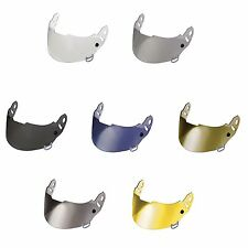 Sparco Replacement Visor For WTX Helmets/Lid - Motorsport/Racing/Rally