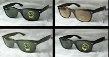 ORIGINAL RAY BAN NEW WAYFARER *RB 2132* NEU Gr.52 + 55