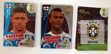 PANINI ADRENALYN XL FIFA World Cup  2014 TEAM LOGO DEFENSIVE ROCK & EXPERT Cards