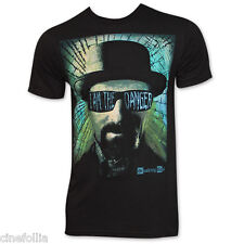 T-shirt Breaking Bad Walter White Heisenberg I Am The Danger Uomo ufficiale