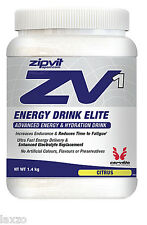 Zipvit ZV1 Sport Energy Electrolyte Drink Elite Cycling Running gym gluten free