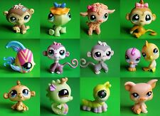 LPS LITTLEST PET SHOP - MIXED PETS - MONKEYS etc -  LOTS TO CHOOSE FROM