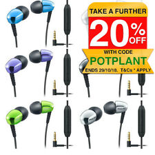 Philips SHE3905 In-Ear earphones Headset w/Mic for/Samsung galaxy S5 SV S4 Note