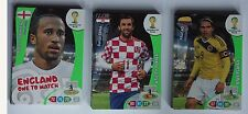 PANINI ADRENALYN XL FIFA World Cup 2014 UTILITY, STAR, ONE TO WATCH PLAYER Cards