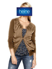 Strickjacke, B.C. Best Connections by heine. Camel. NEU!!! KP 49,90 SALE%%%